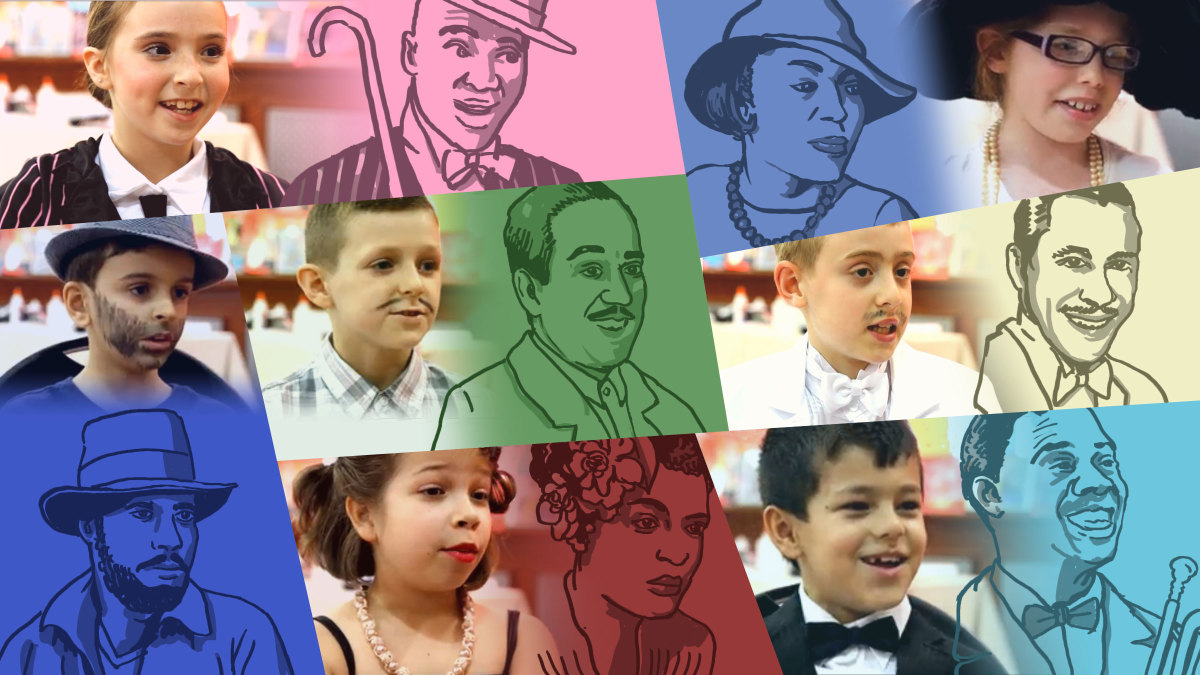 Harlem Renaissance Through the Eyes of Kids