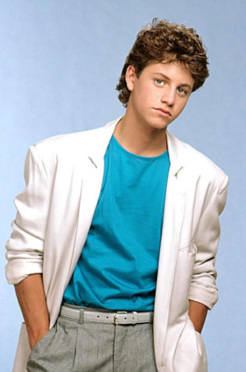 Kirk Cameron Growing Pains Photo