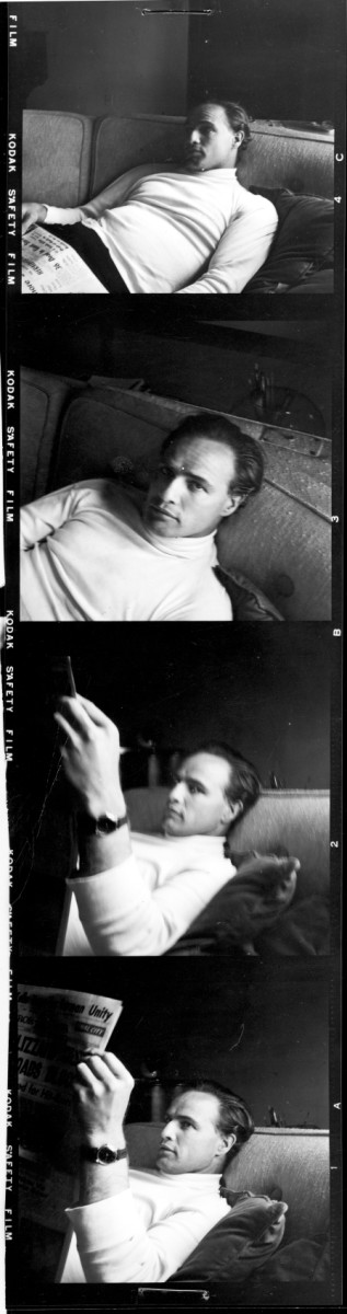 """Brando loved the creative process of being an actor, according to """"Listen to Me Marlon"""" director Stevan Riley, but """"he didn't like the politics of filmmaking."""""""