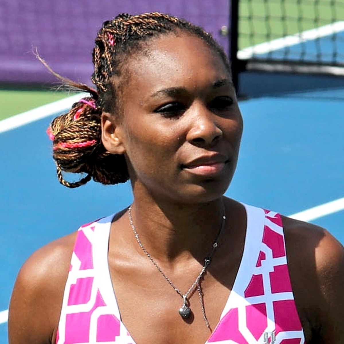 venus williams   tennis player athlete   biography