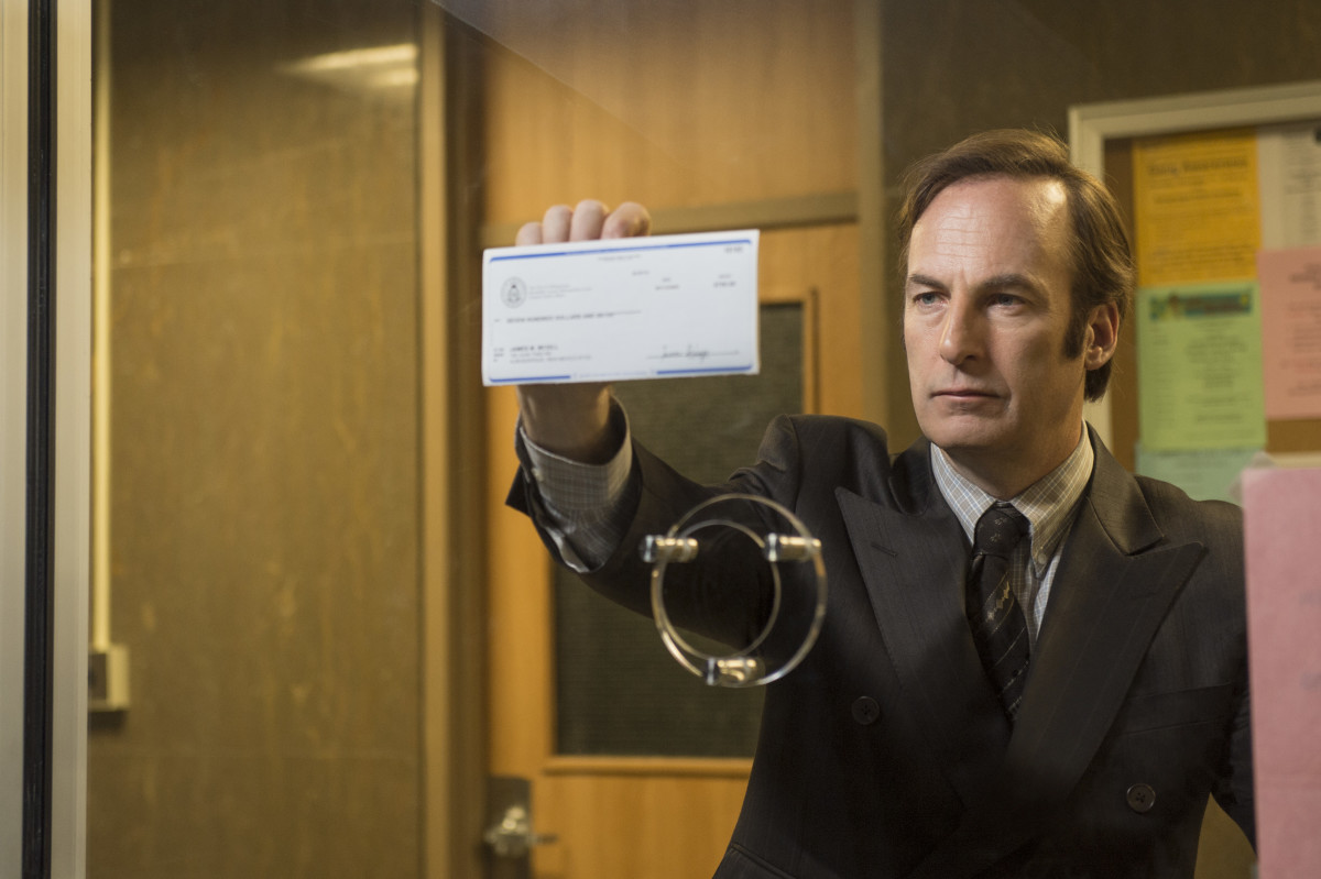 Better Call Saul Bob Odenkirk Photo