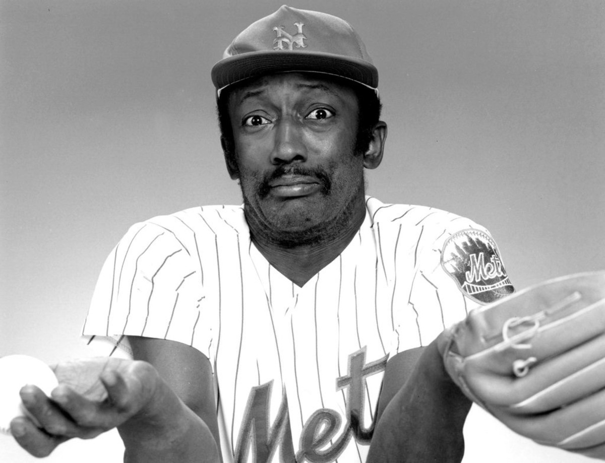 "Garrett Morris as Chico Escuela who was famous for the line: ""Baseball has been berra berra good to me!"" (Photo: © NBC)"