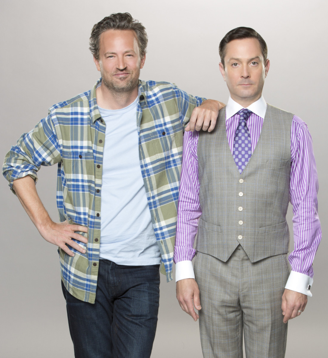 The Odd Couple CBS Photo