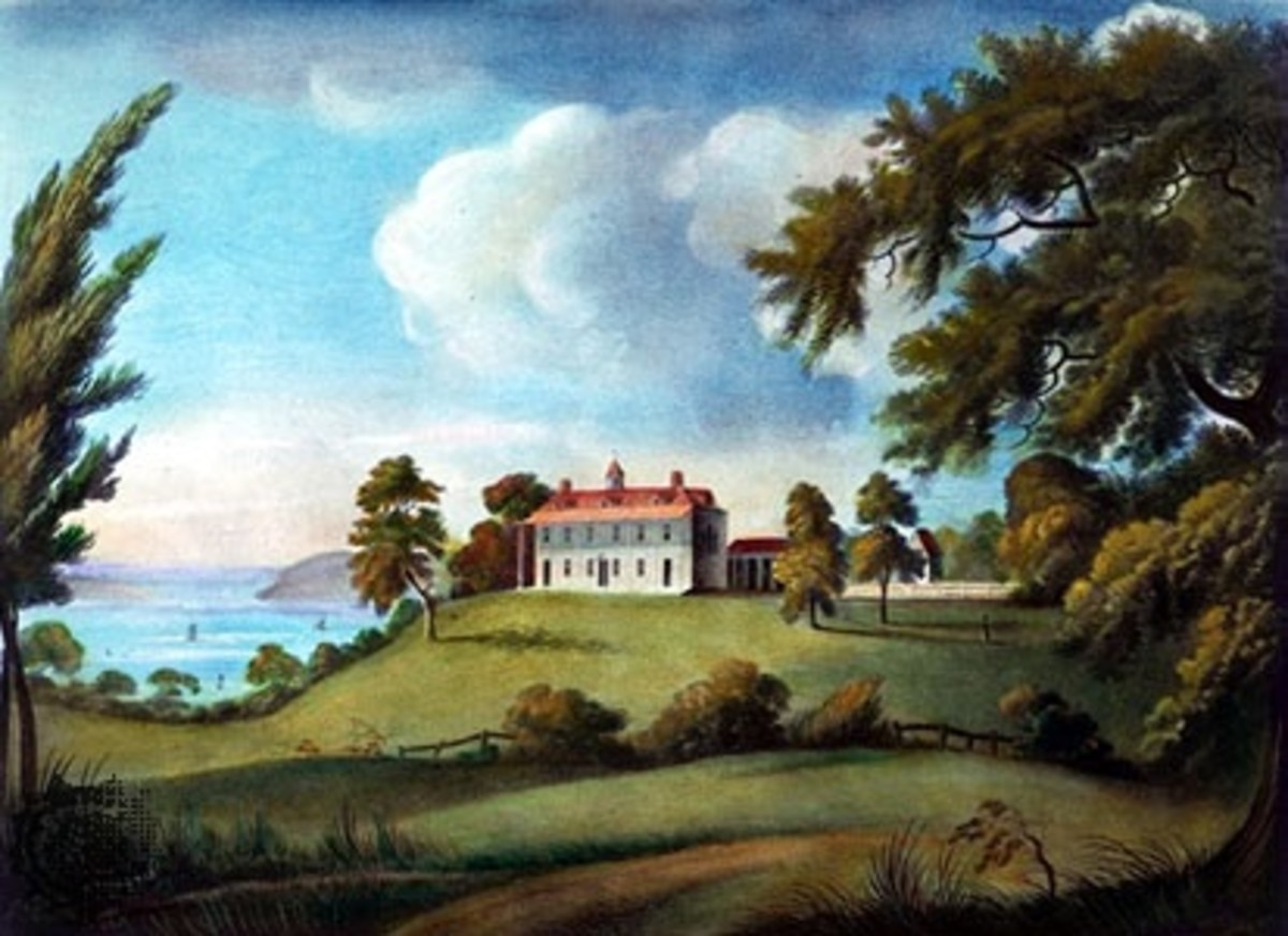 little known facts about george washington com mt vernon photo