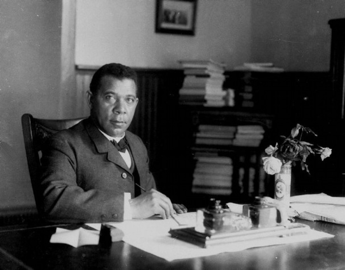 booker t washington educator civil rights activist com booker t washington