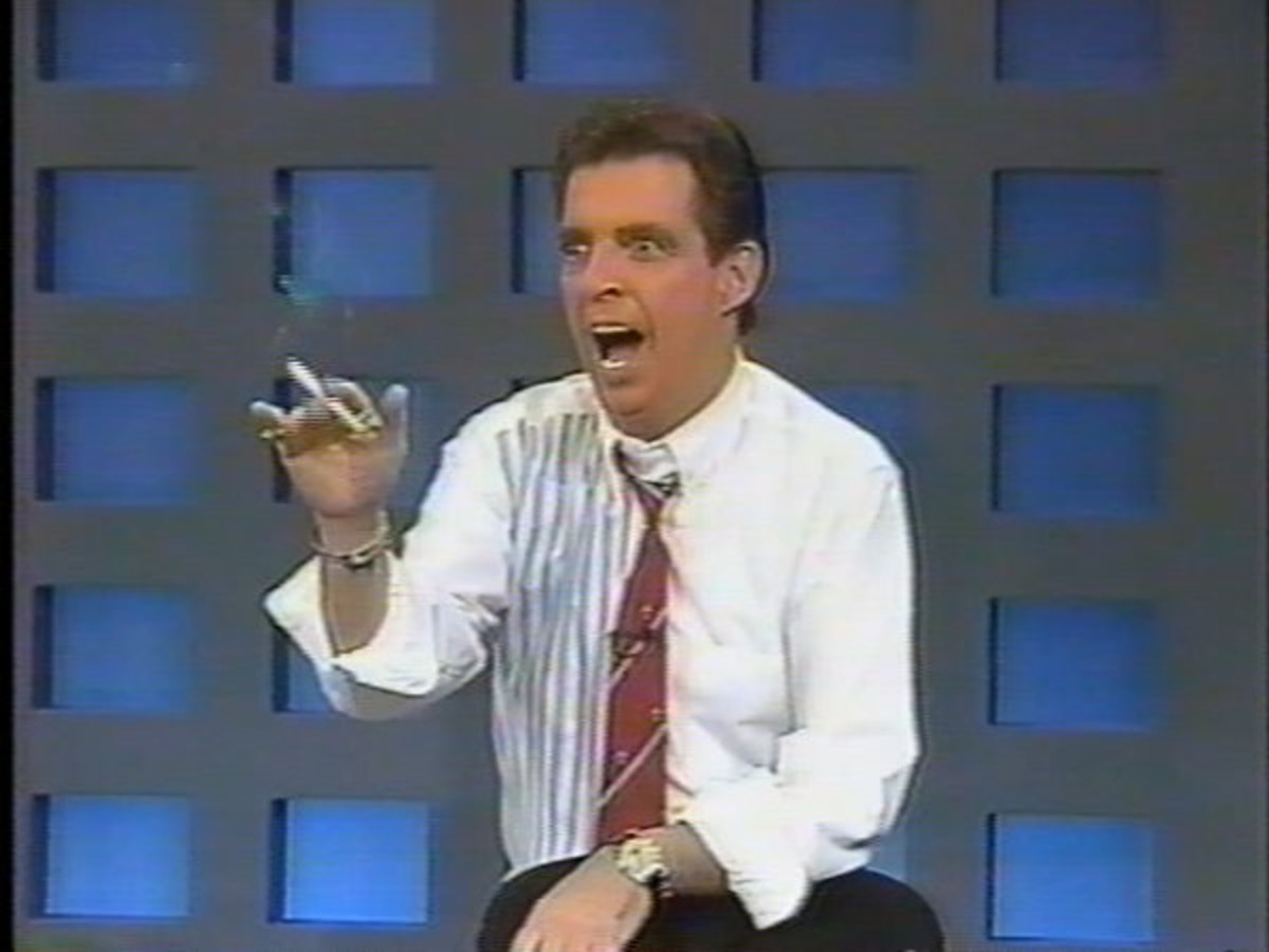 Morton Downey, Jr. Photo