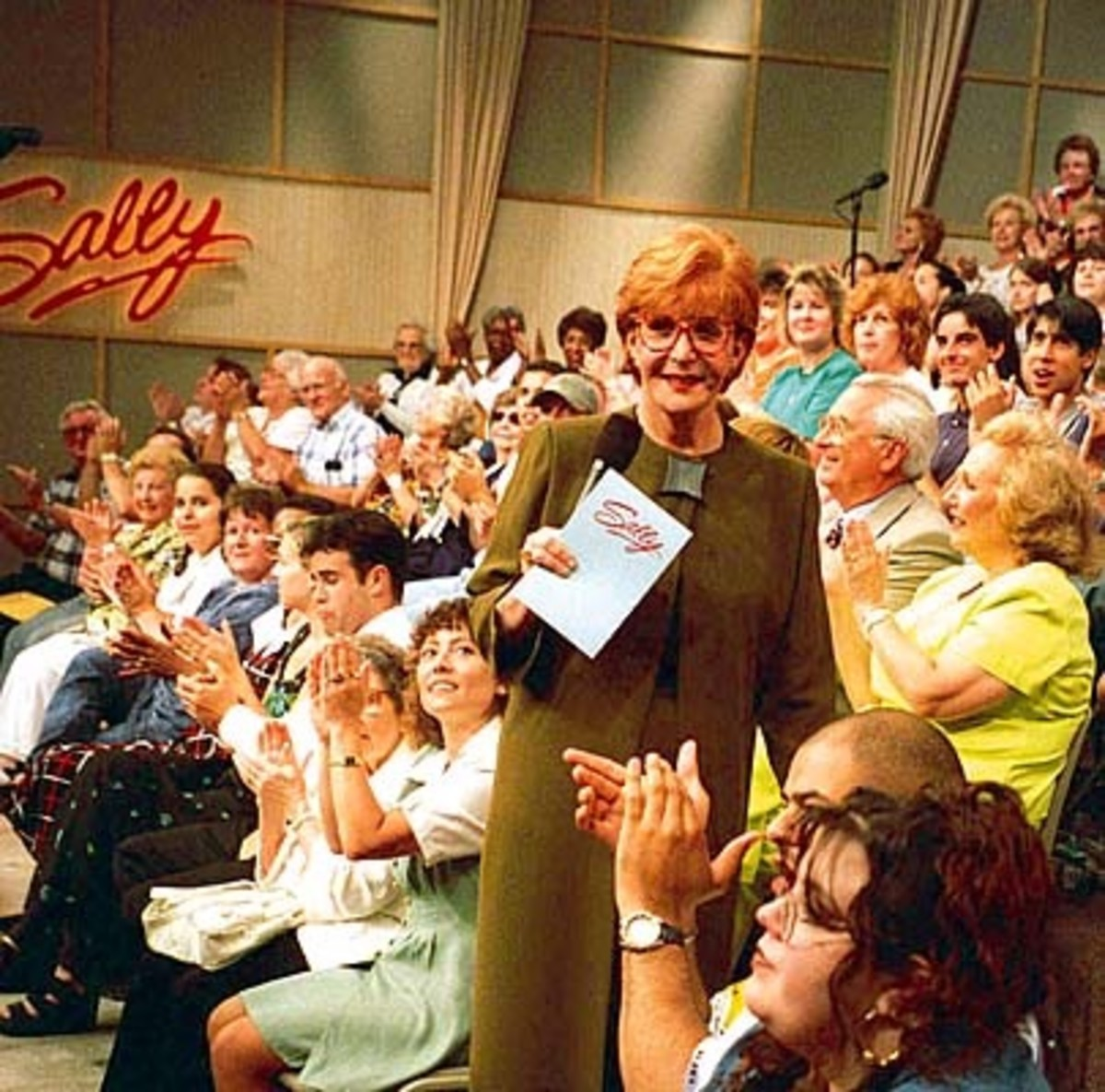 Sally Jessy Raphael Photo