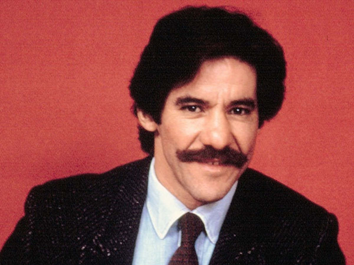 Geraldo Rivera started his career as legitimate journalist before he jumped into the world of the talkfest.