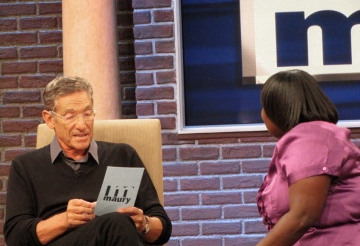 The Maury show is still on the air and actively seeking guests willing to share their scandalous stories.