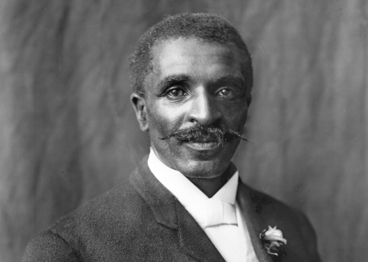 george washington carver botanist chemist scientist inventor george washington carver photo