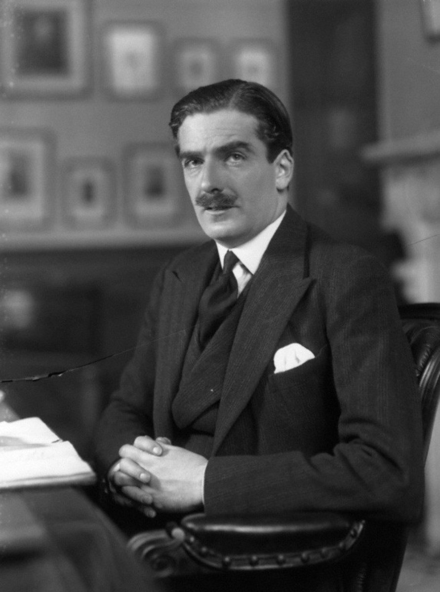 Prime Minister Anthony Eden, who had big shoes to fill following Churchill, had a warm relationship with the Queen.