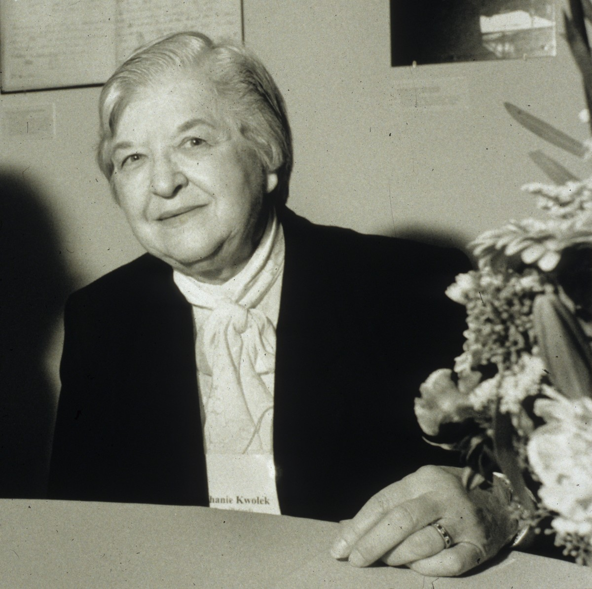 Stephanie Kwolek Photo