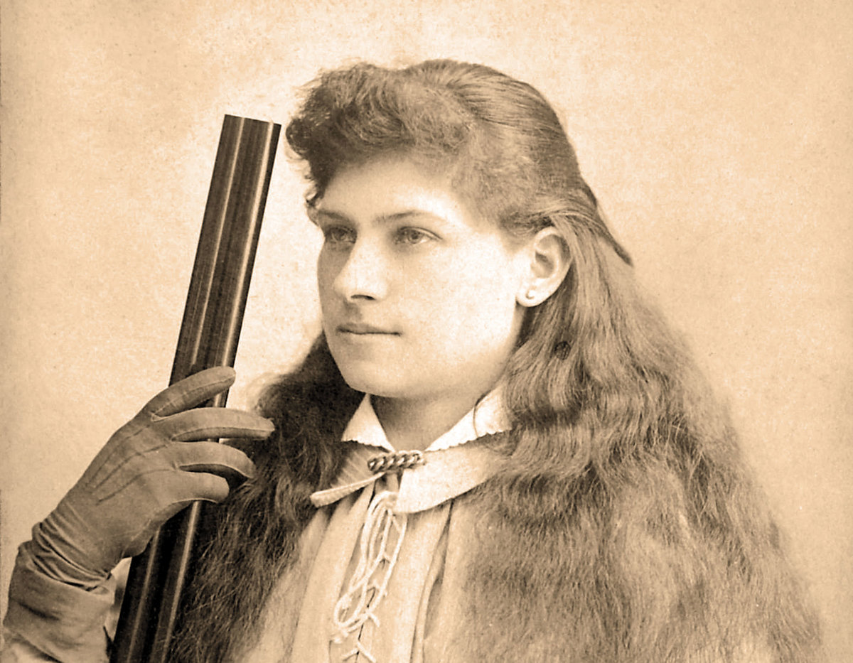 annie oakley 10 facts