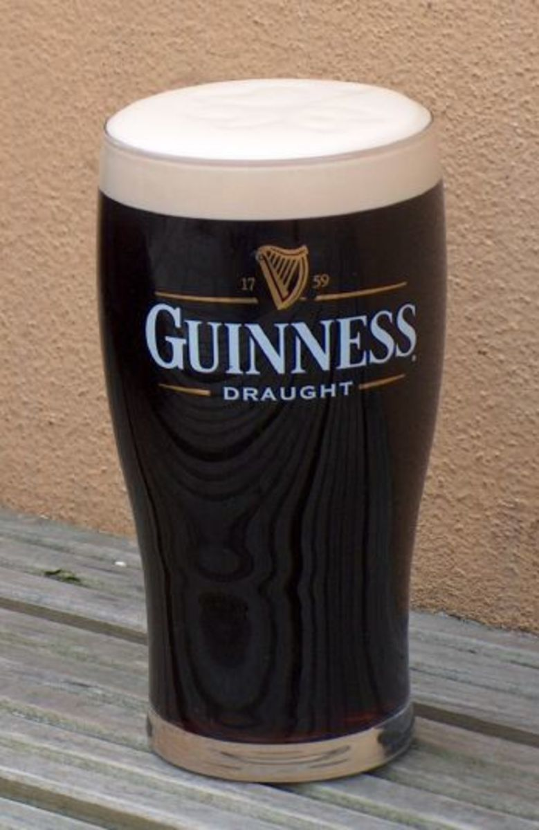 Guinness Pint Photo
