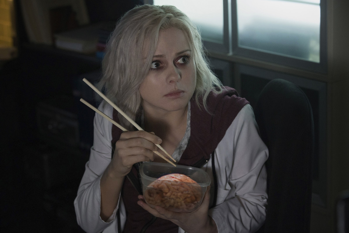 iZombie Rose McIver Photo