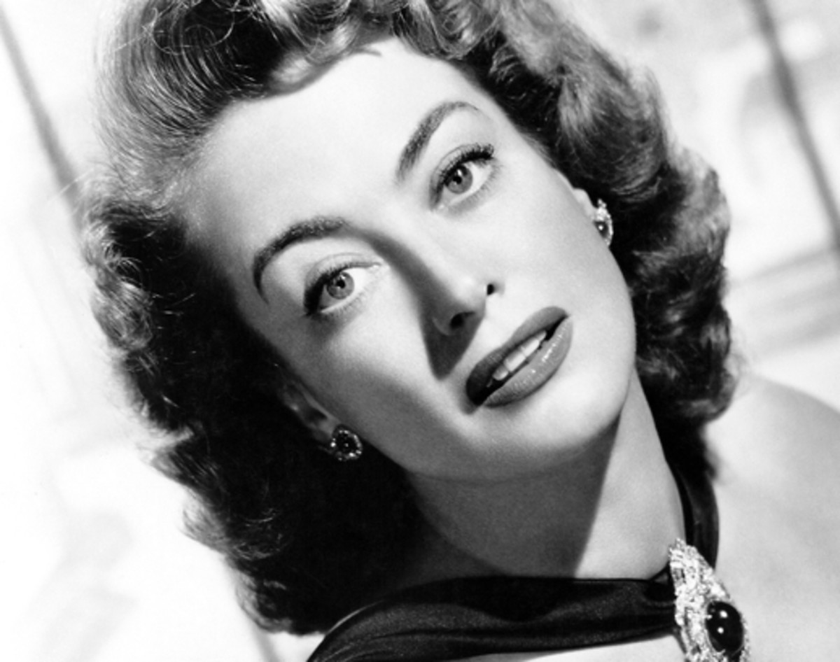 10 fascinating facts about joan crawford biography for The crawford