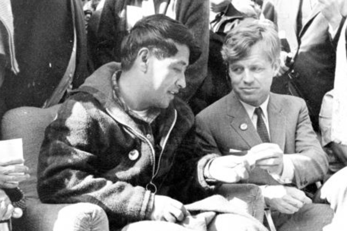 the life and work of cesar chavez Cesar estrada chavez (march 31, 1927 - april 23, 1993) was a  1937, chavez's  parents lose their farm and begin to work as migrant laborers  print out a  worksheet on cesar chavez with information on his life, a picture to color and  three.