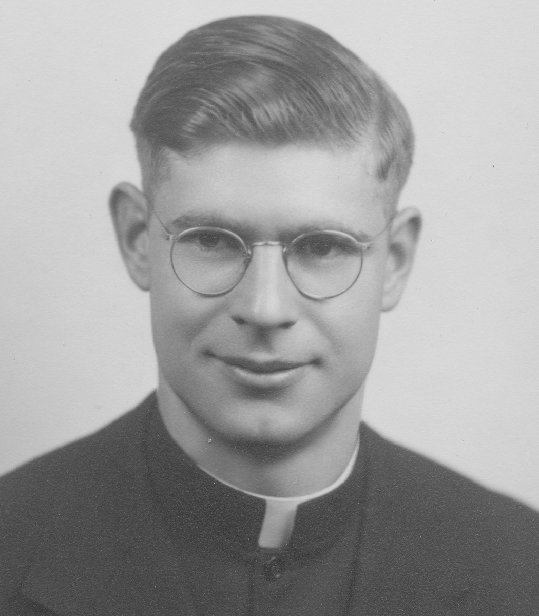 Father Donald McDonnell