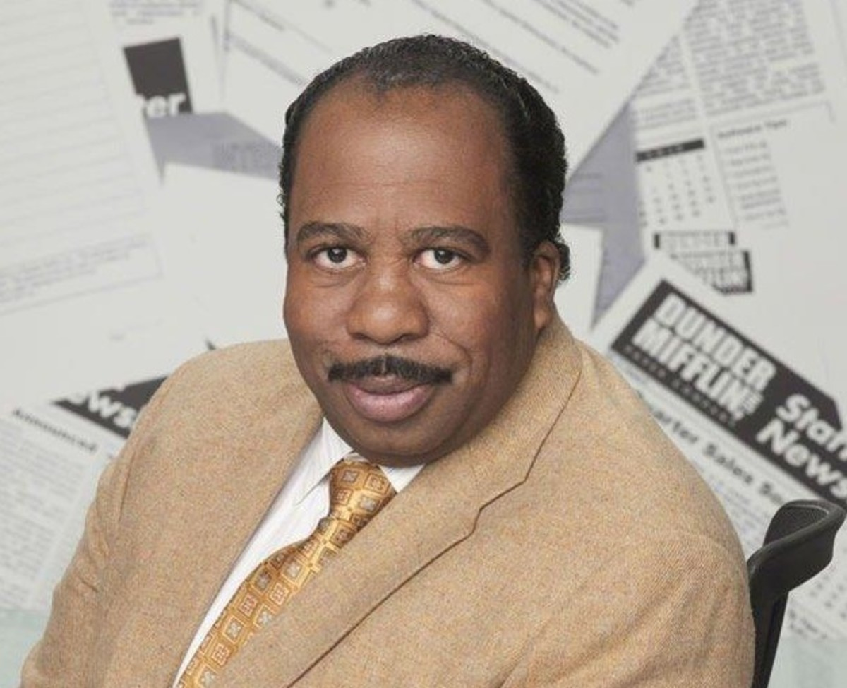 Leslie David Baker - The Office