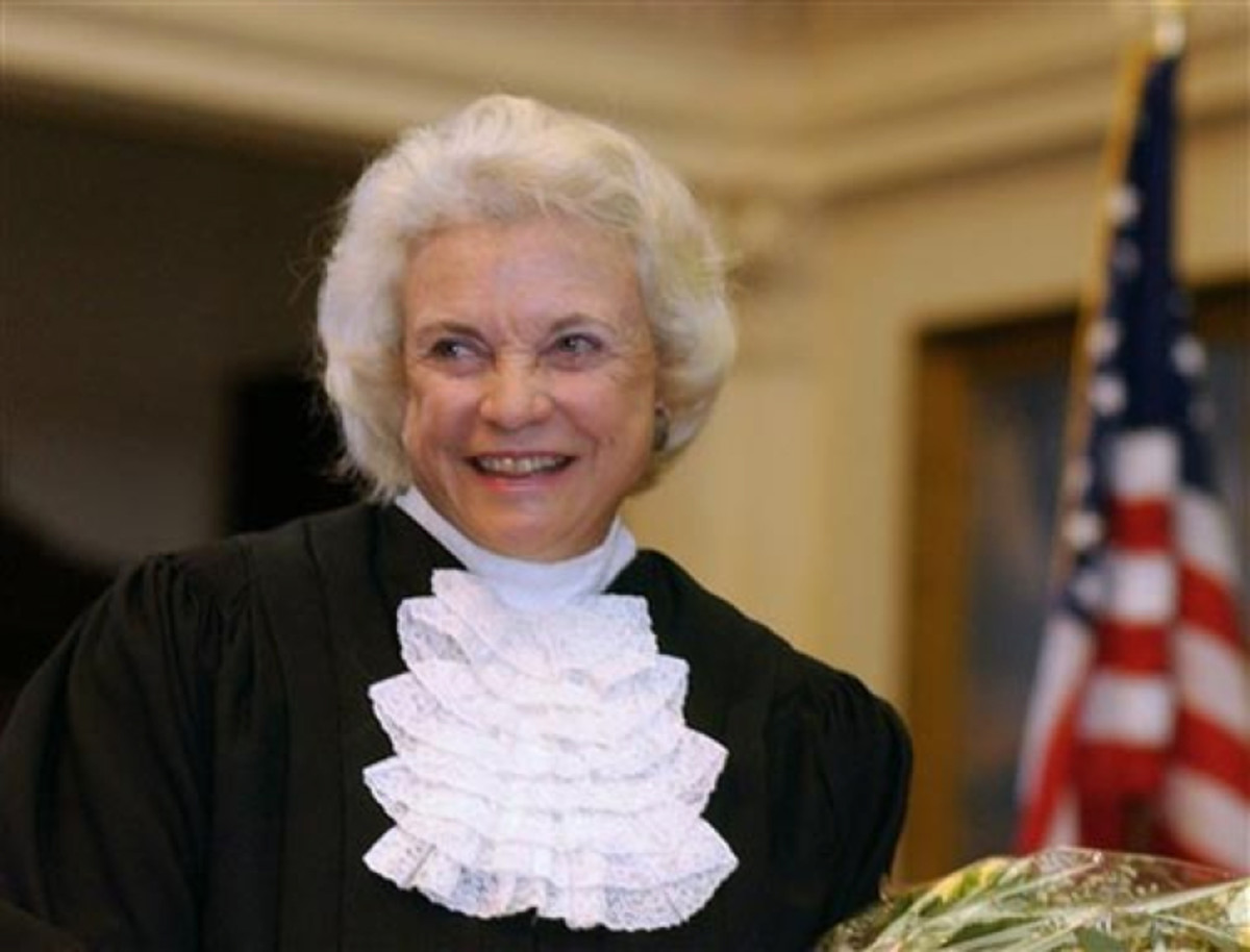 Sandra Day O'Connor Photo