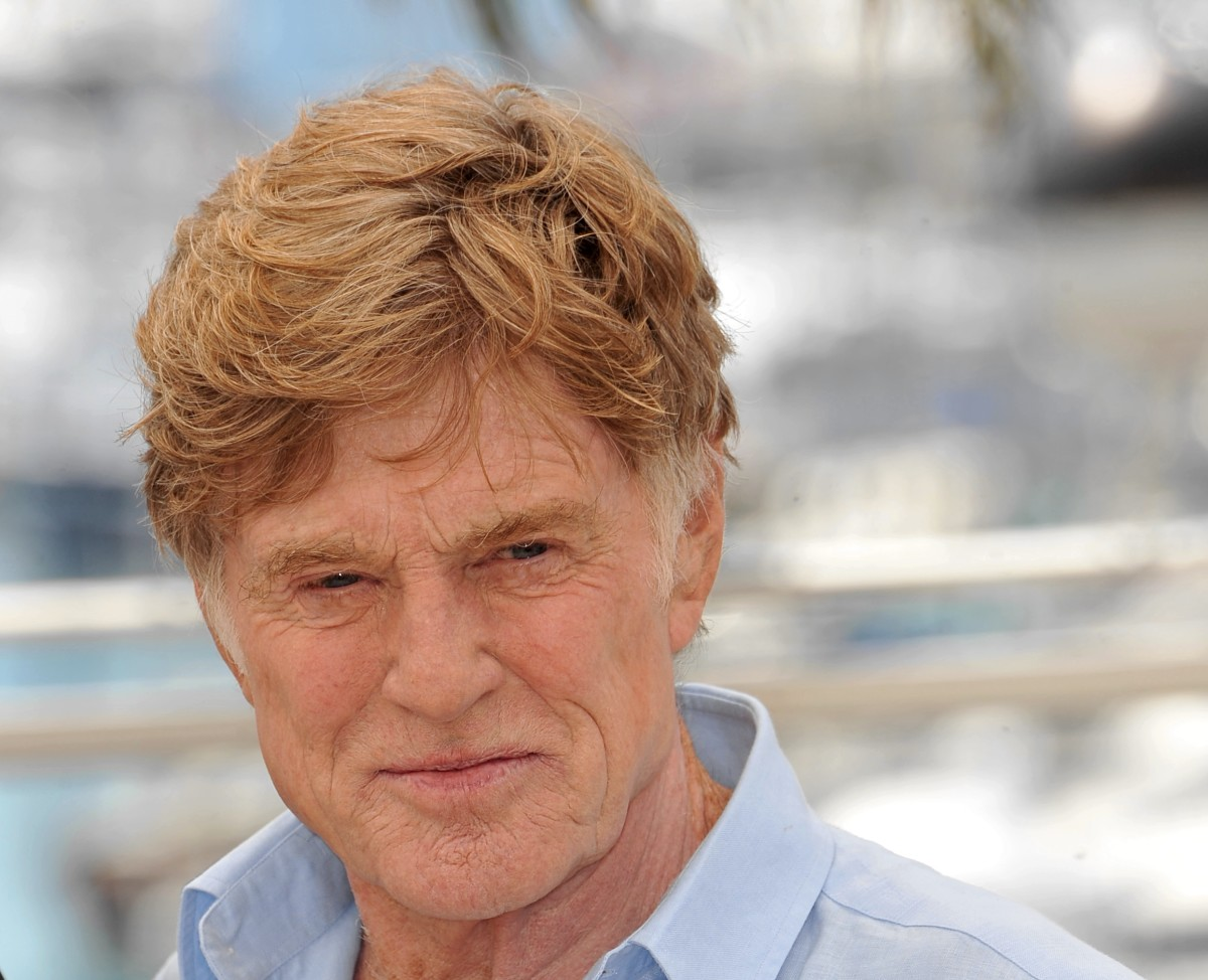 Robert Redford Film Actor Television Actor Director