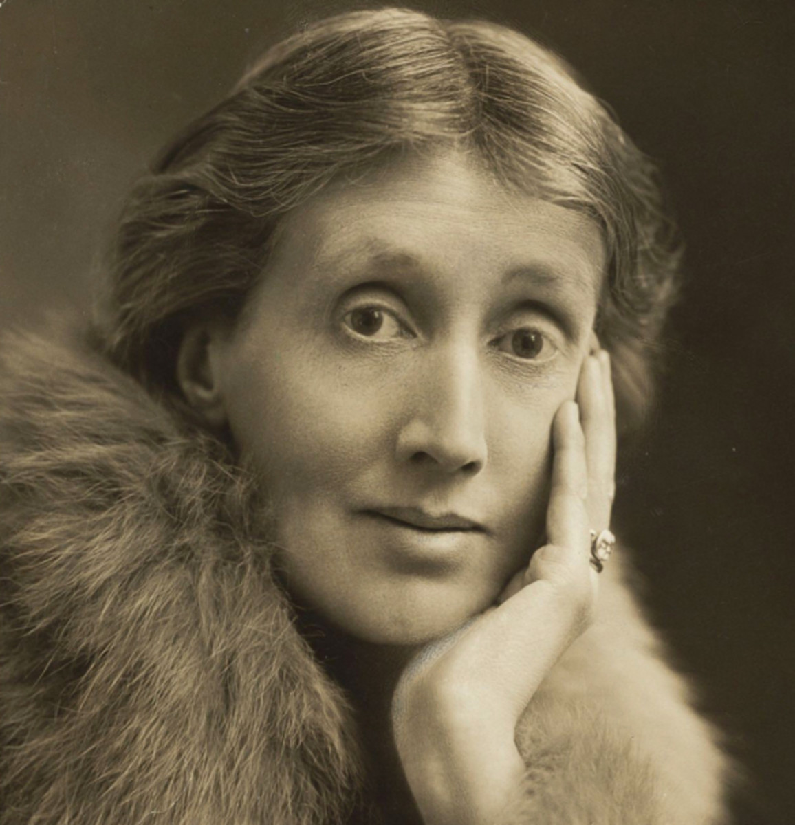 virginia wolf A jokey famous women dinner service and a faint celebration of woolf's novel orlando are lightweight openers for the bloomsbury group shrine's spacious new galleries.