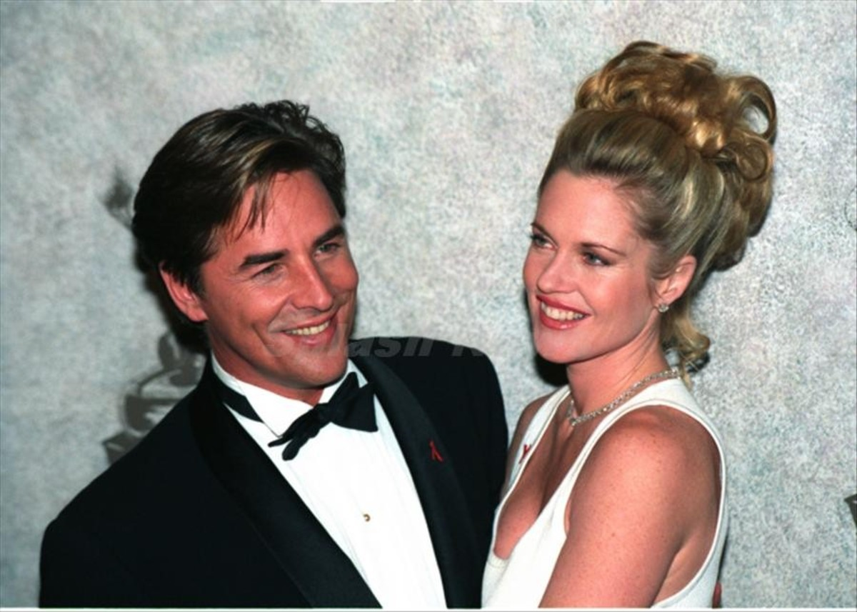 Don Johnson Melanie Griffith Photo