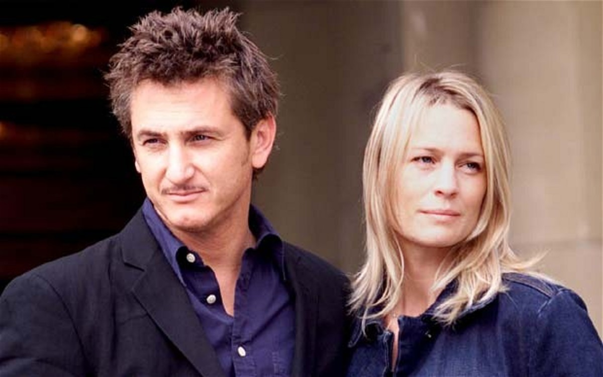 Sean Penn Robin Wright Photo