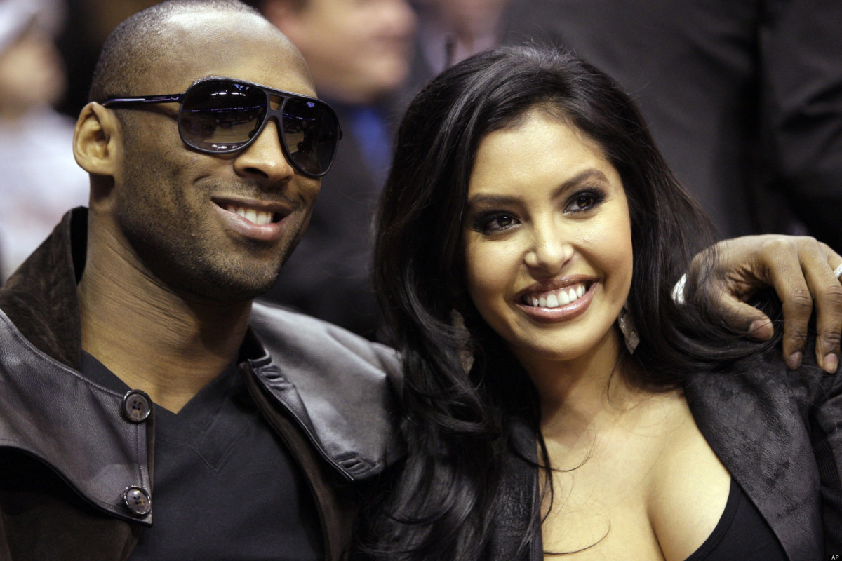 Kobe Bryant Vanessa Bryant Photo