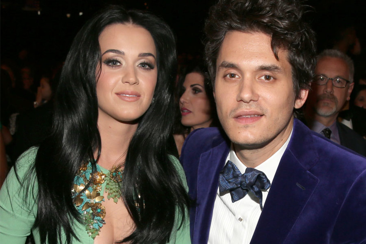 Katy Perry John Mayer Photo