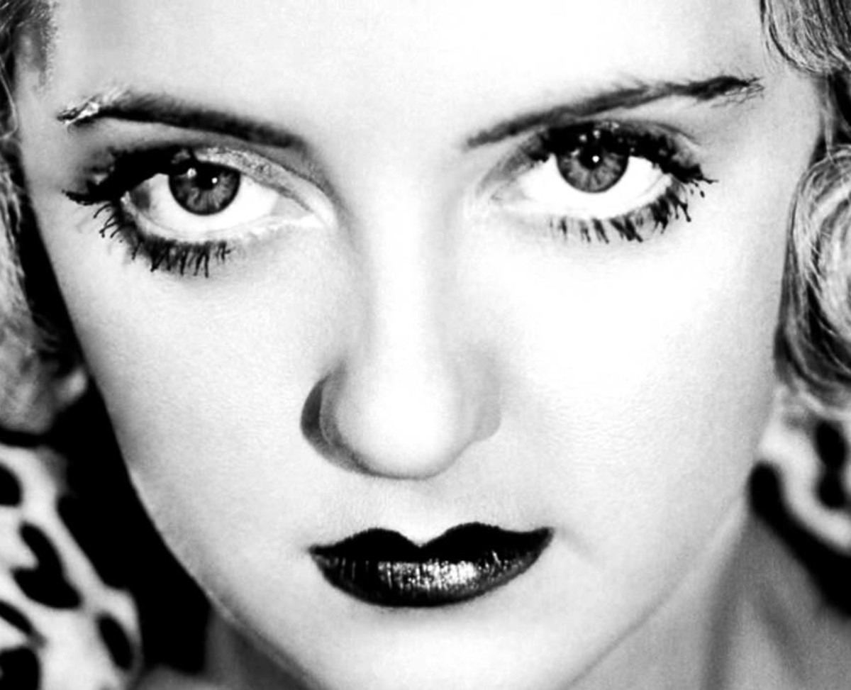 5 Facts About Bette Davis Those Eyes A Presidential Dis Famous