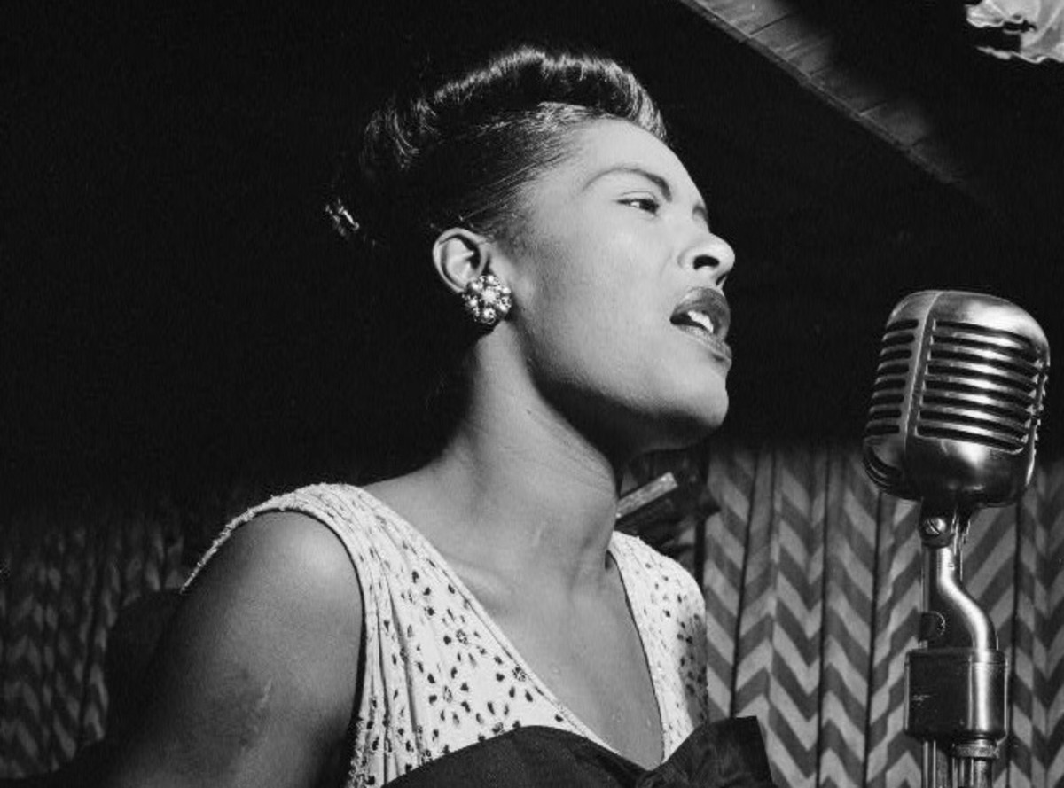 billie holiday - photo #1