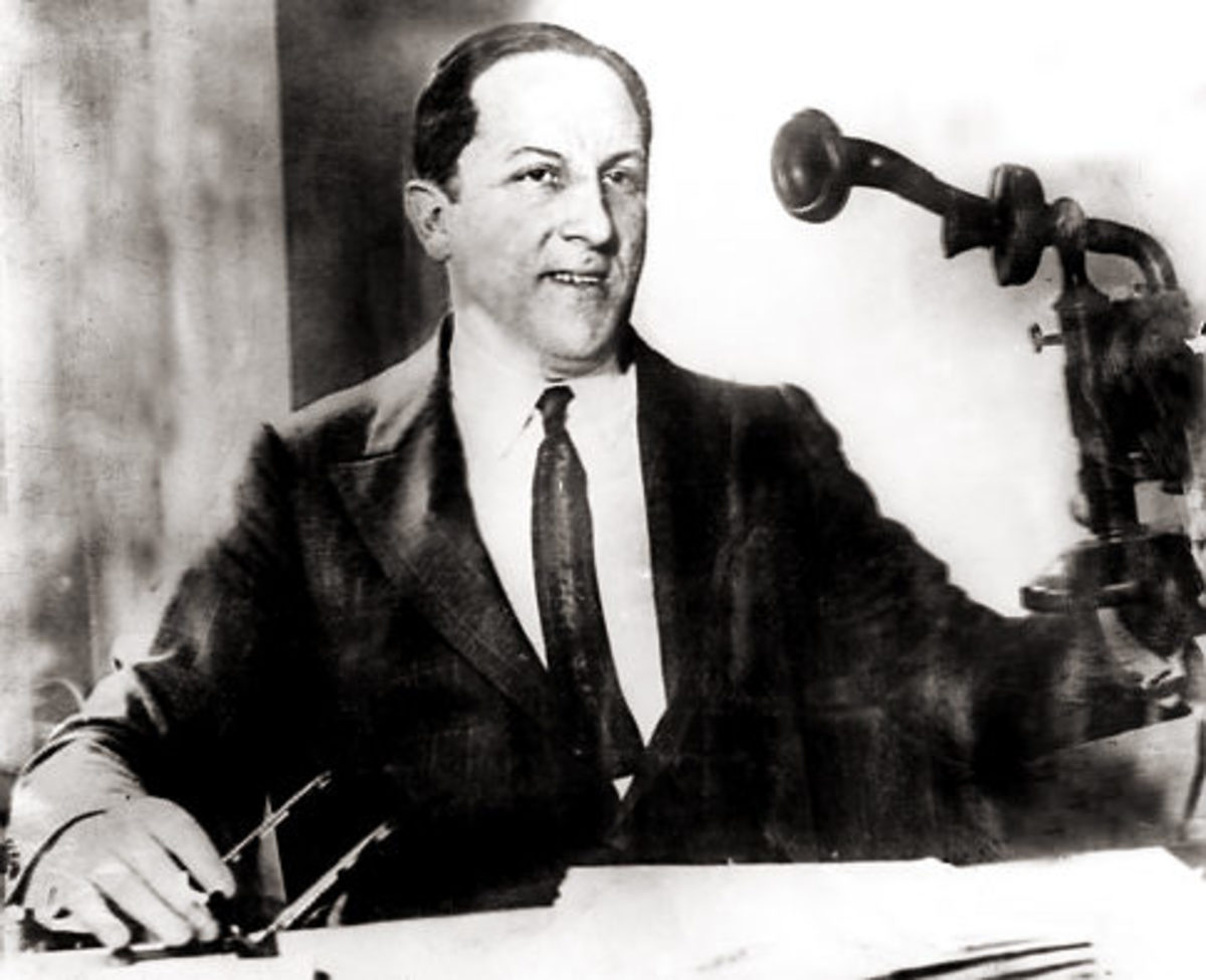 Arnold Rothstein Photo