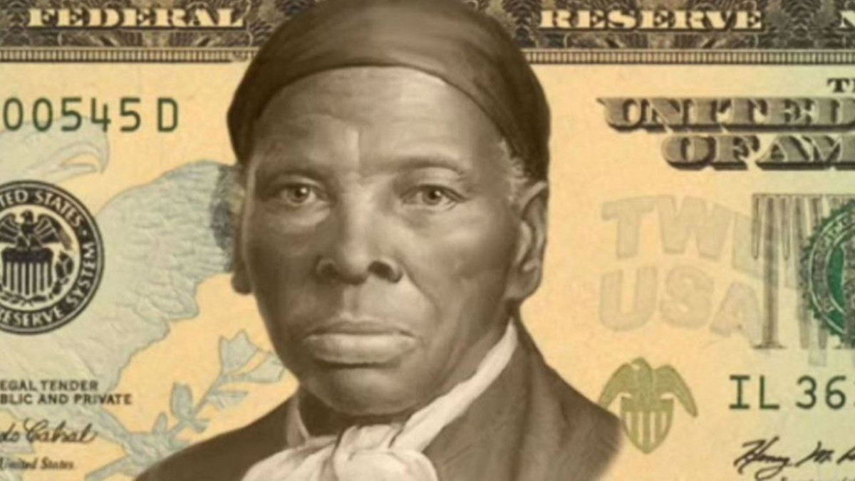 Harriet Tubman, or another heroic American woman, just might replace Andrew Jackson on the $20. After the final round of voting, the eventual winner will be presented to the White House as the people's choice. (Photo: Women on 20s)