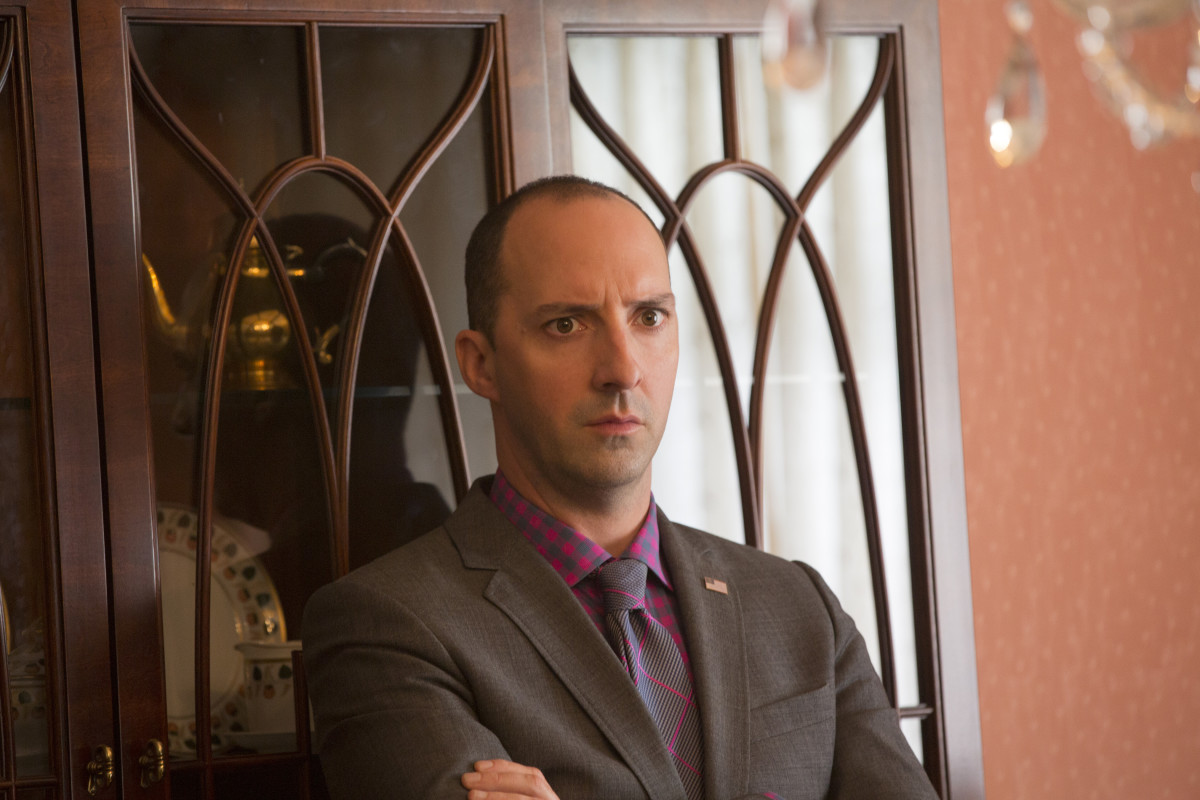 Tony Hale VEEP Photo