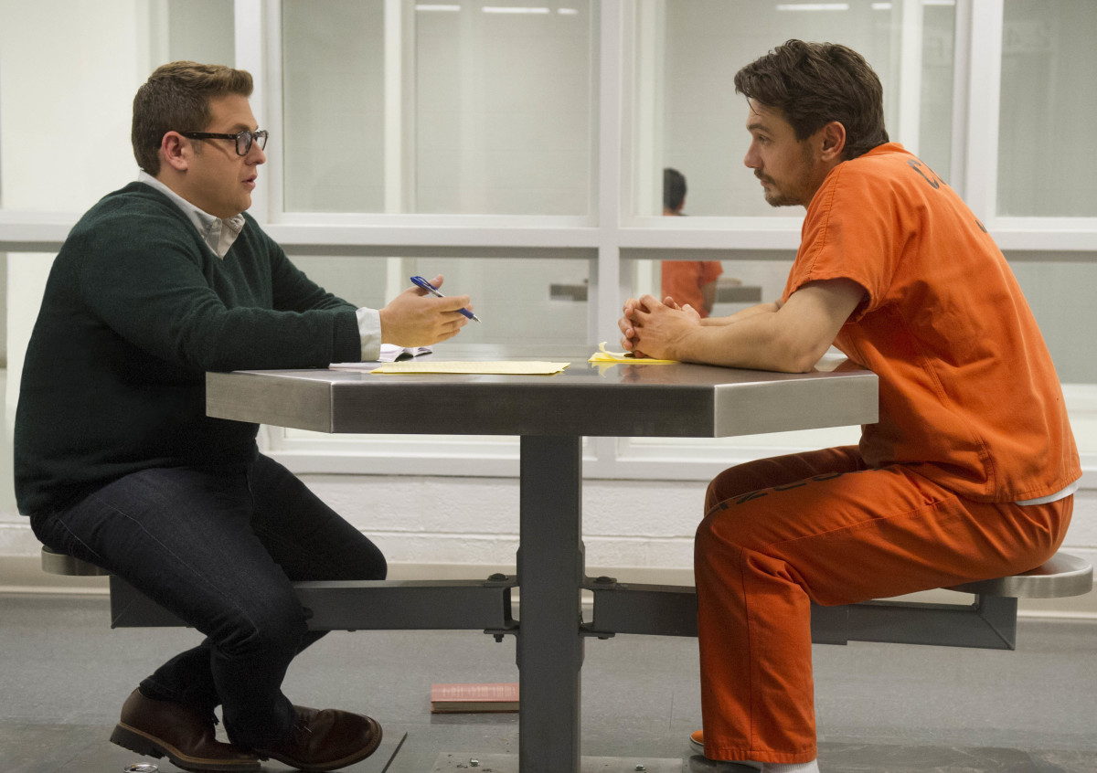 Jonah Hill James Franco True Story Photo
