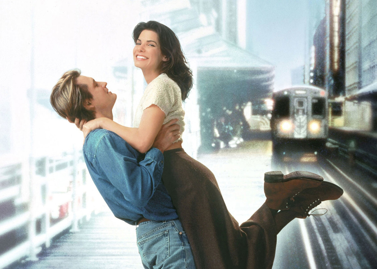 While You Were Sleeping Photo Sandra Bullock And Bill Pullman