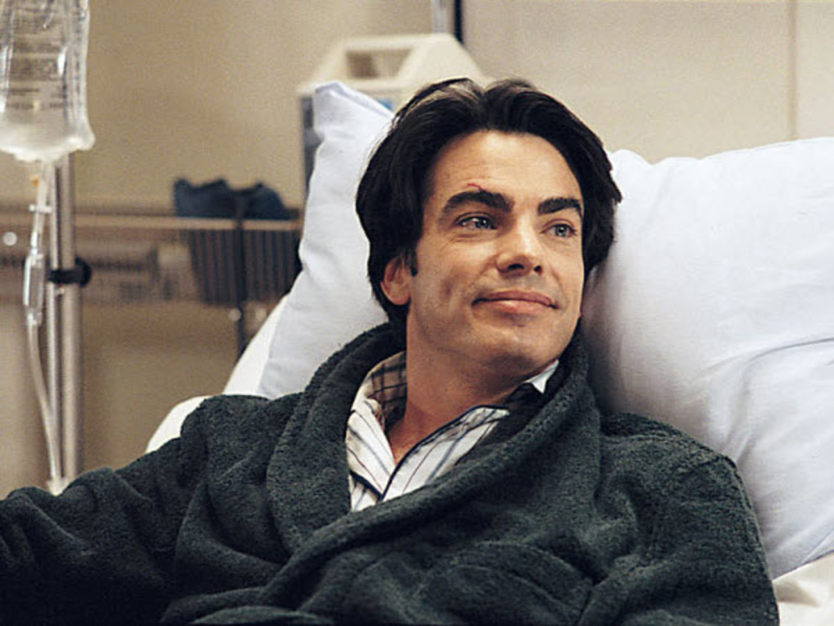 Peter Gallagher While You Were Sleeping Photo