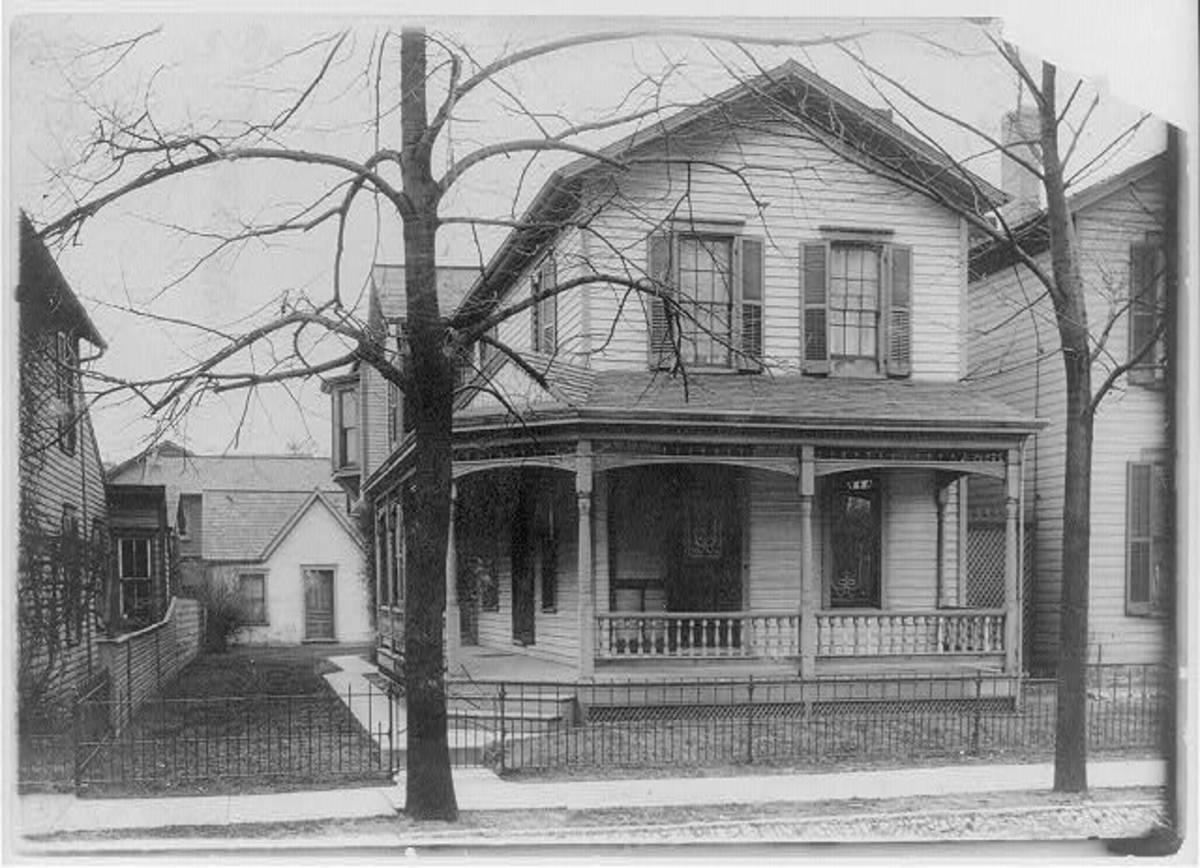 Wright Brothers Home Photo