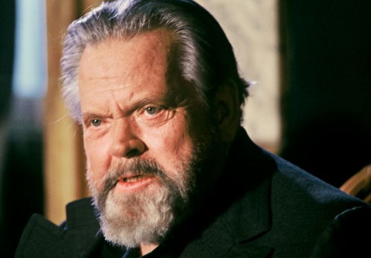 Image result for movie legend orson welles died