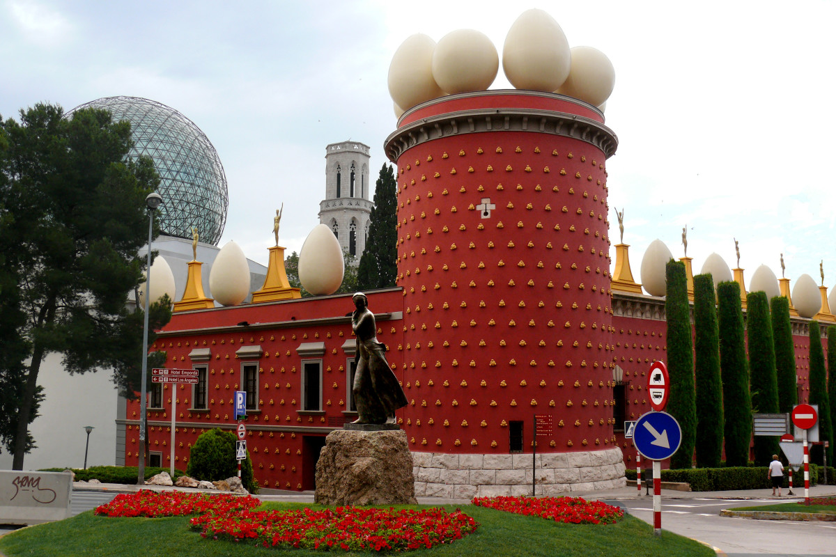 Salvador Dali Theater Museum Photo