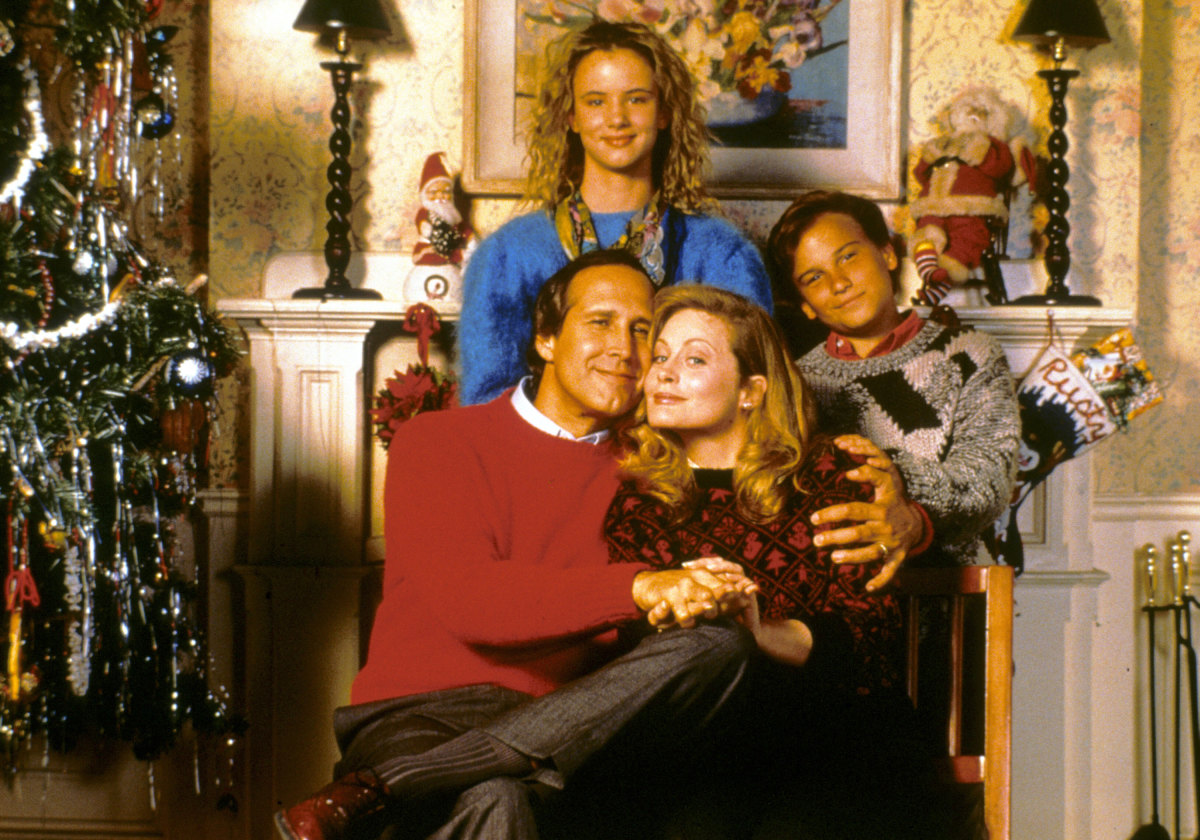 Griswold Family Christmas.National Lampoon S Christmas Vacation Cast Where Are They