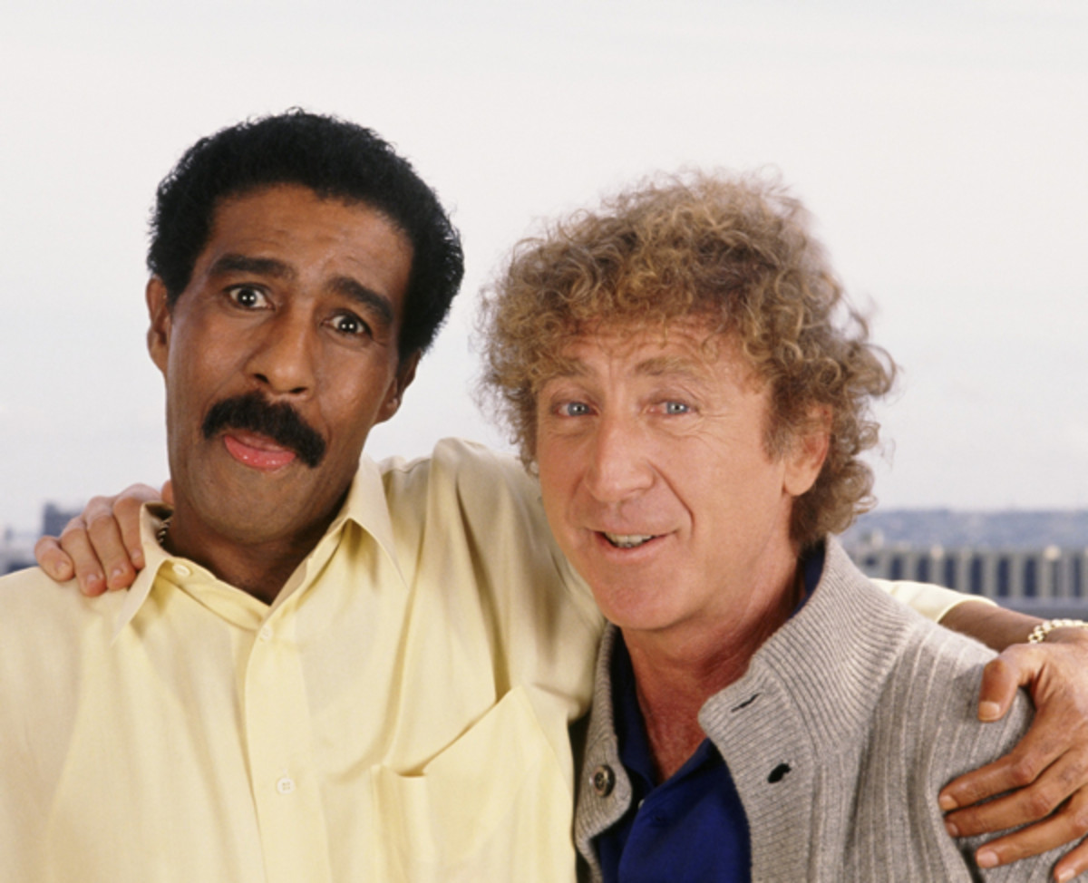 Richard Pryor Gene Wilder Photo