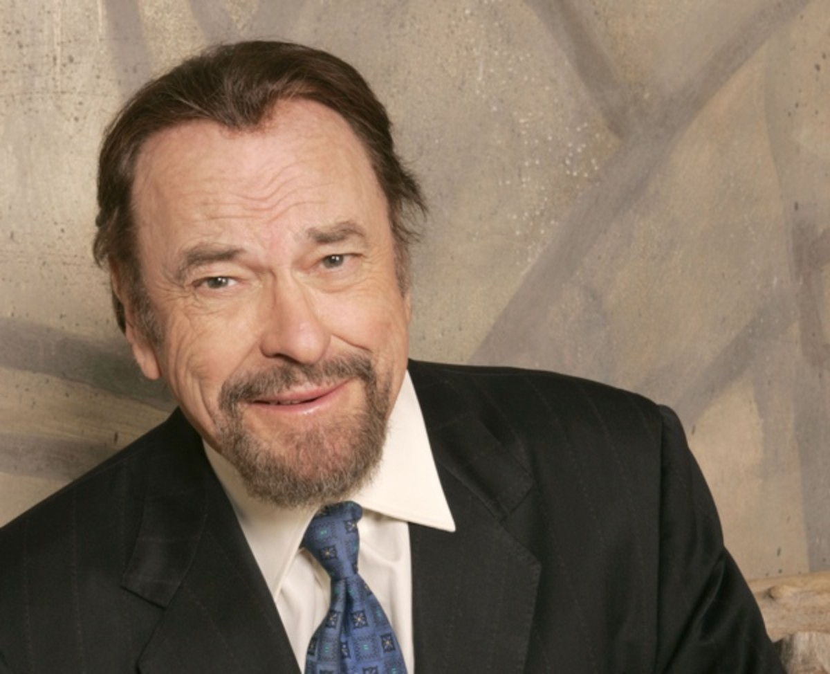 Rip Torn Photo - Edited