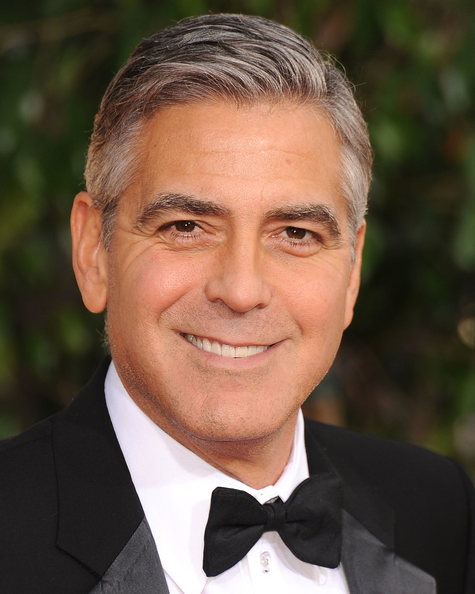George Clooney and His Ladies (Photos) - Biography