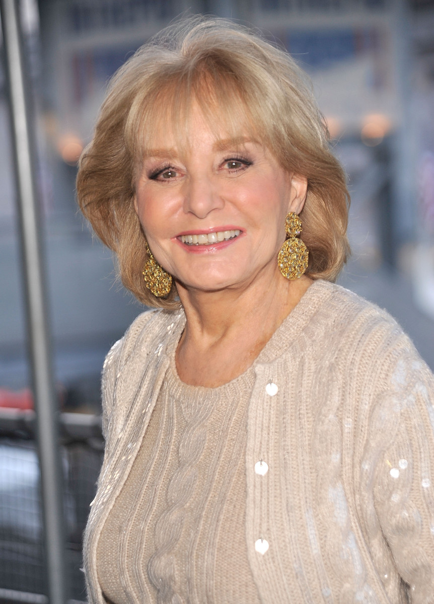 Barbara Walters New Year 2020