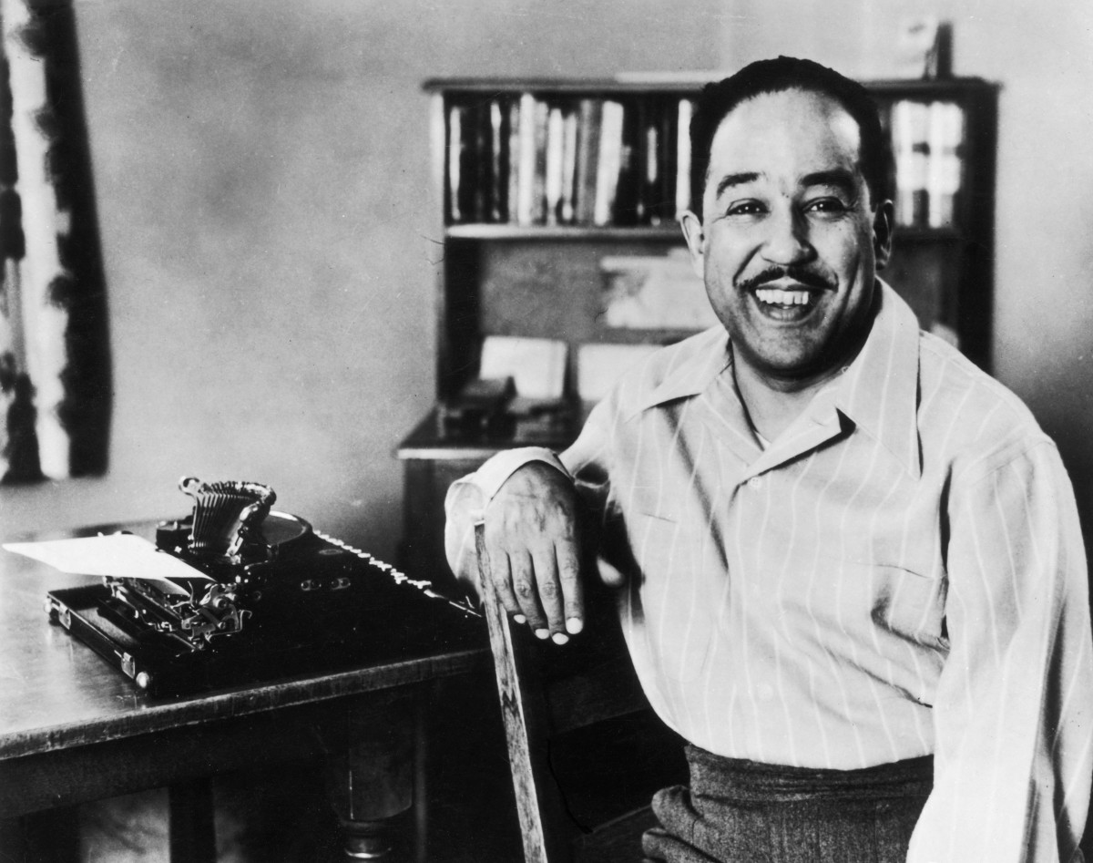 Image result for langston hughes