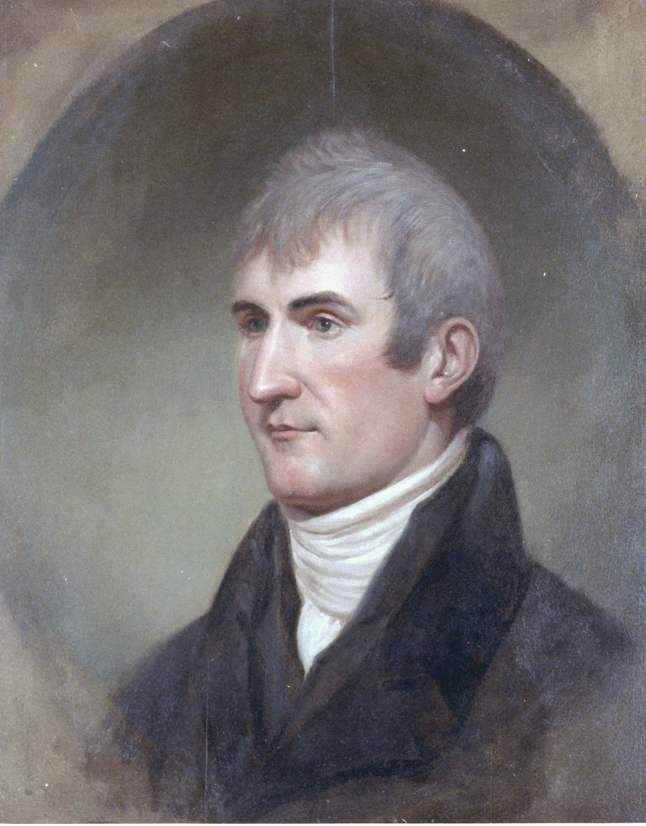 Meriwether Lewis Portrait Photo