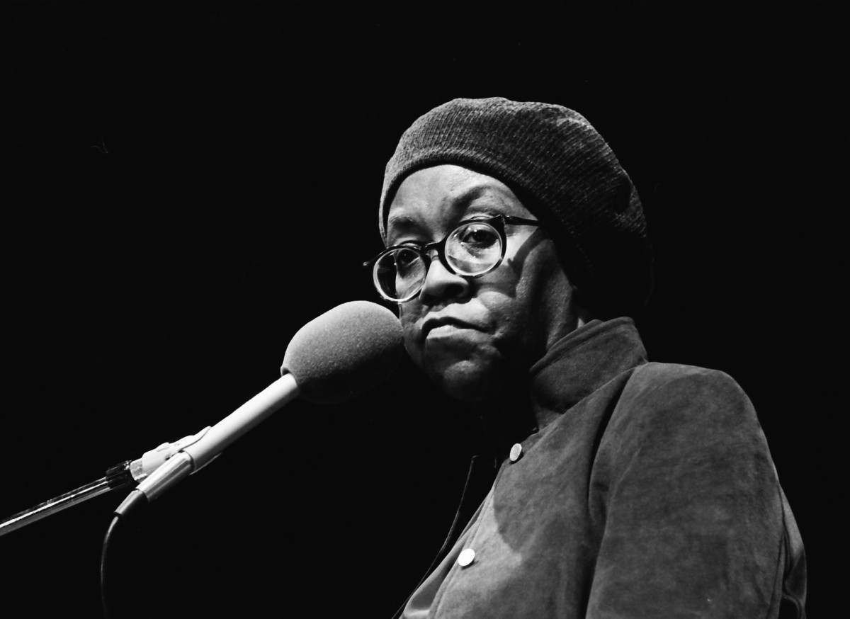 Gwendolyn Brooks Photo