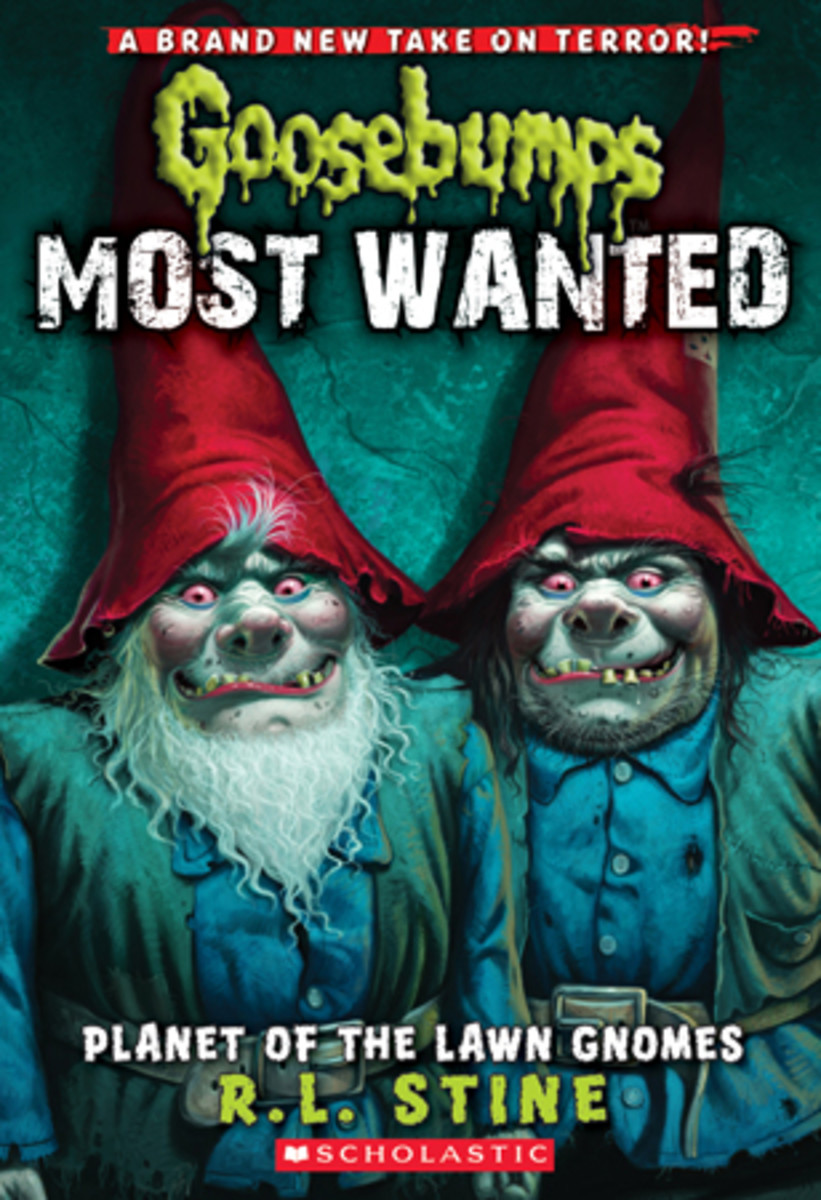 "Stine's new series of ""Goosebumps"" books hit shelves in 2012. (Photo: Courtesy Scholastic)"